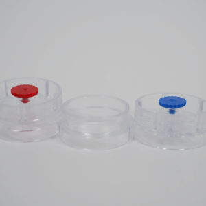 37mm Cassette Bodies 3 Piece 100/pkg