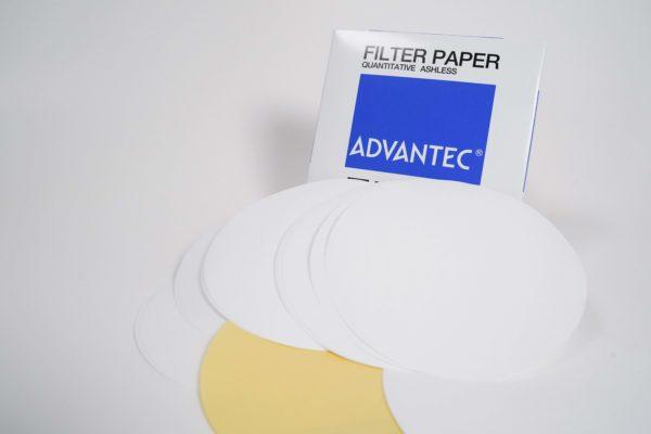 Filter Paper #1 15.0cm 100/pk