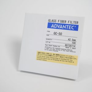 Glass Fiber Filter FG85 150mm 100pk