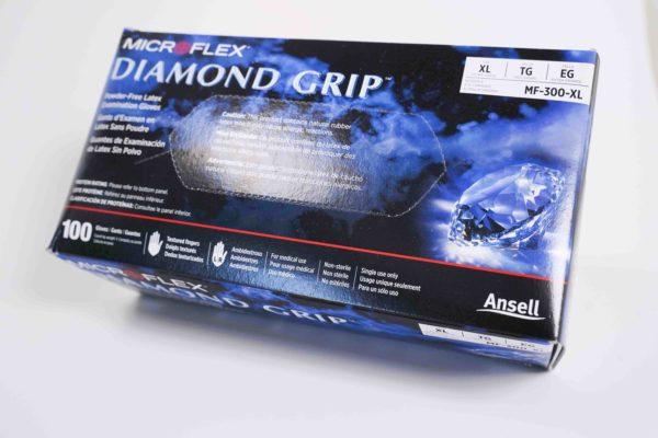 SG375 Latex Medical Grade Glove