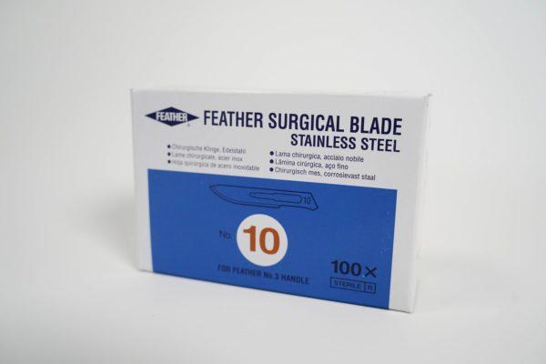 #10 Scalpel Blade Pkg/10