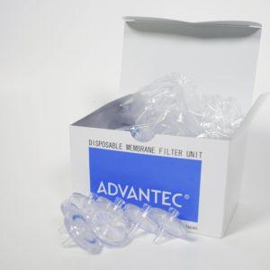 25mm Syringe Filter 0.45 Acetate Nonsterile / 50pk