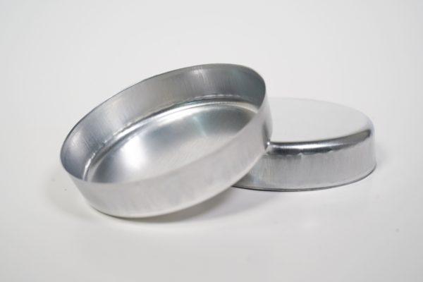 Large Aluminum Weigh Dish 100/pk